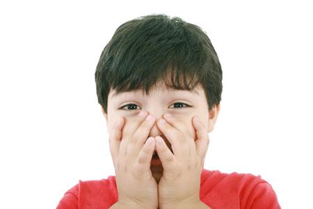 Поведение ребенка - словарь для родителей