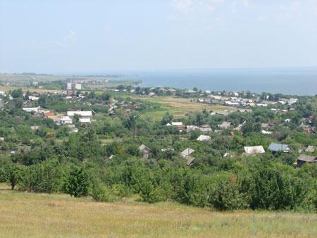 Поселок Алексеевка