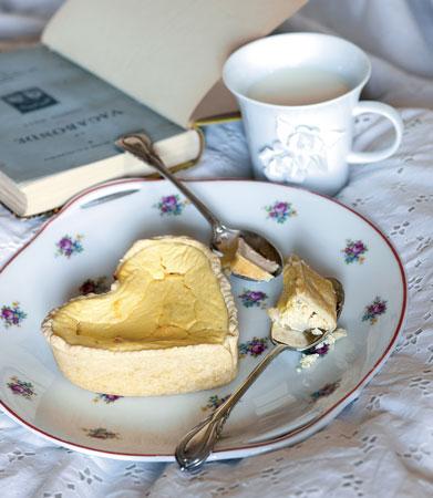 Праздничная закуска - рецепт корзиночек