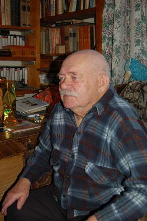 Дедушка Лёня