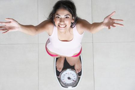 Как похудеть с помощью нового платья