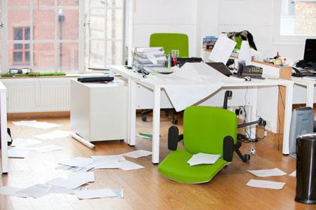 Как навести порядок в бумагах