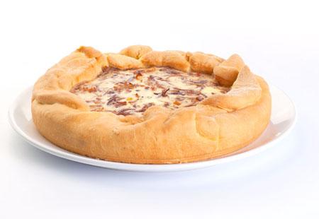 Рецепт пирога из дрожжевого теста