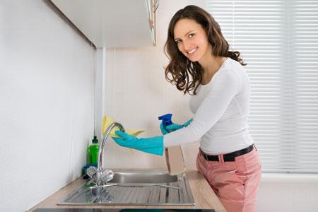 Уборка квартиры быстро
