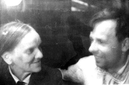 Татьяна Ивановна Якушкина и Андрей Дмитриевич Сахаров, 1946 г.