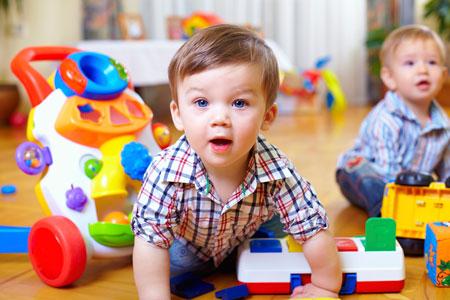 Игры с детьми по методике Монтессори