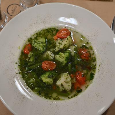 Суп минестроне, рецепт