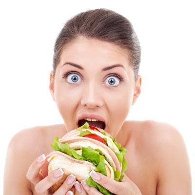 Проблема ожирения от фастфуда