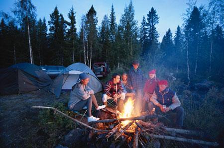 Как подготовить ребенка к летнему лагерю