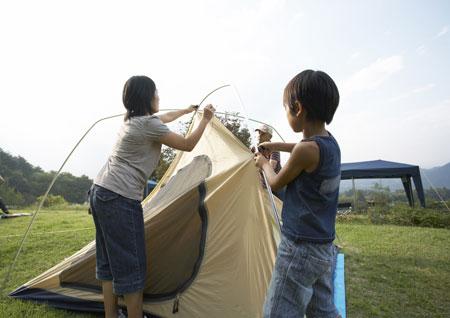 Детский лагерь - как адаптироваться в коллективе