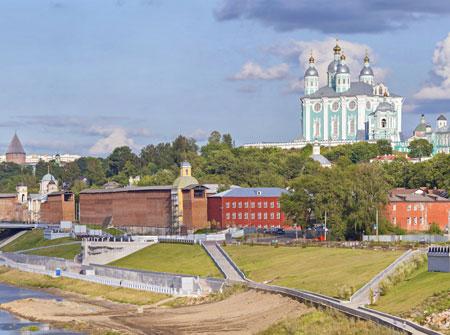 Центр Смоленска: