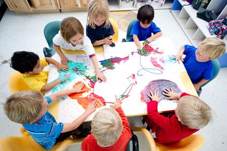 Нужен ли ребенку детский сад