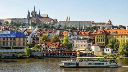 Прага 2016