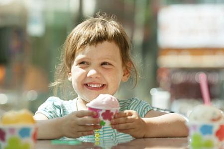 Простые и сложные углеводы для детей
