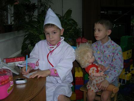 Адаптация приемного ребенка