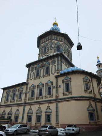 Казань, кафедральный собор