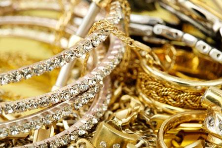Модные ювелирные изделия