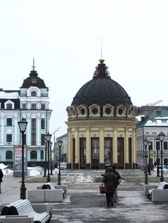 Казань, что посмотреть