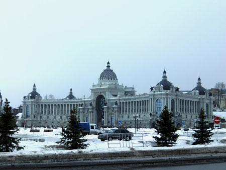 Казань: адреса достопримечательностей