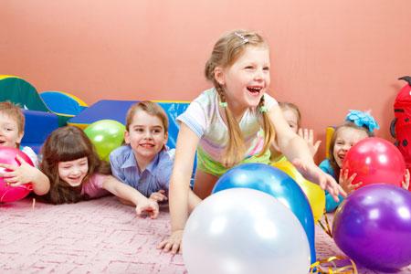 Подвижные игры для детей от 3-5 лет