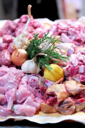 Тосканское рагу из семи видов мяса