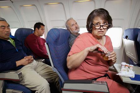 Как избавиться от страха самолетов