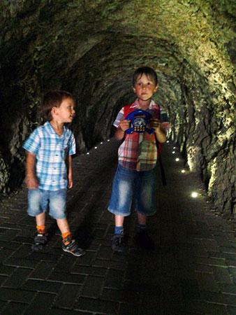 Пятигорск, пещера Провал