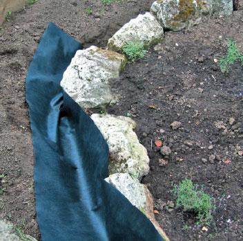 Как сделать грядку пряностей
