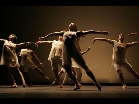 Танец – увлечение всей моей жизни