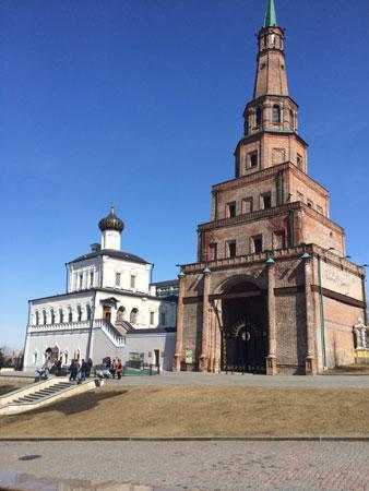 Казанский Кремль, Благовещенский собор