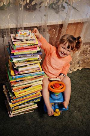 Что читать ребенку 4 лет