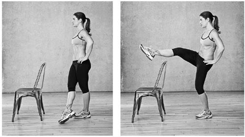 Упражнения от Джиллиан Майклс