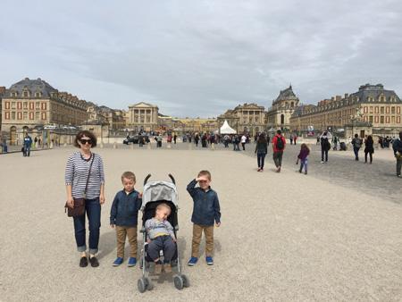 Версаль с детьми