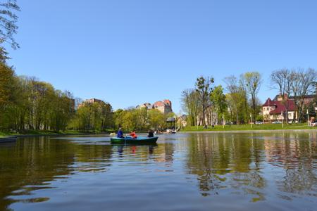 Лето в Калининграде
