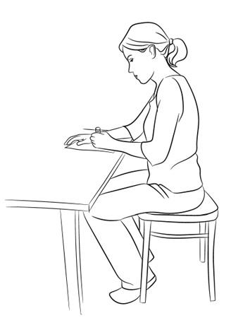 Упражнения для разработки мелких движений пальцев рук