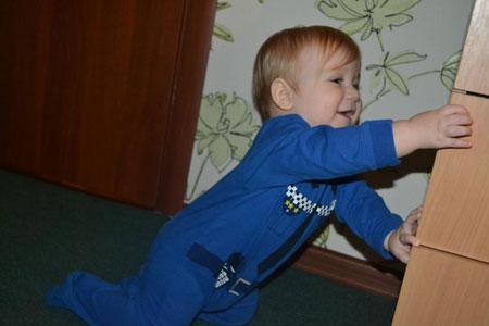 Достижения ребенка в первый год