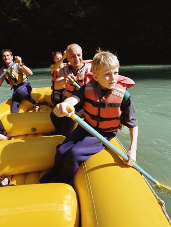 Безопасность в летнем лагере