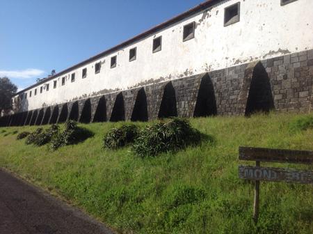 Форт на горе Brasil