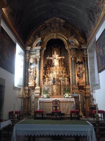 Церковь в монастыре Св.Гонсалу