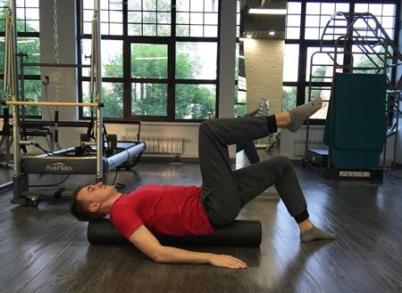 Лечение протрузии, упражнения
