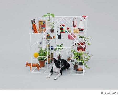 Домик для собак