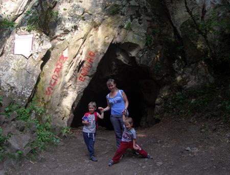 Пещеры Железноводска