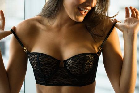 Как сохранить форму и размер груди
