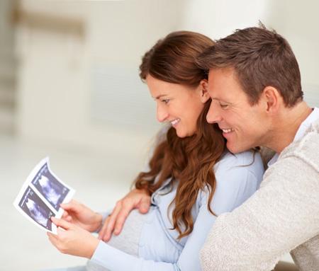 Секс во время беременности жены
