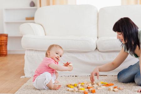 Игрушки для ребенка 1 года
