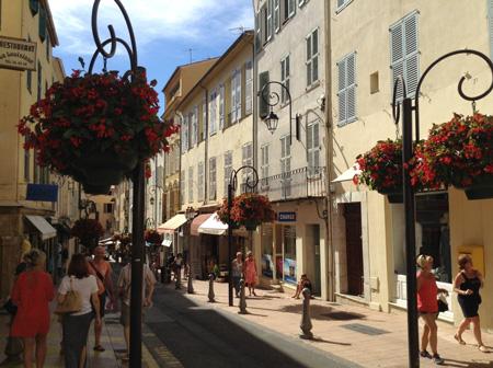 Лазурный берег, курорты Франции