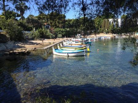 Пляж Olivette