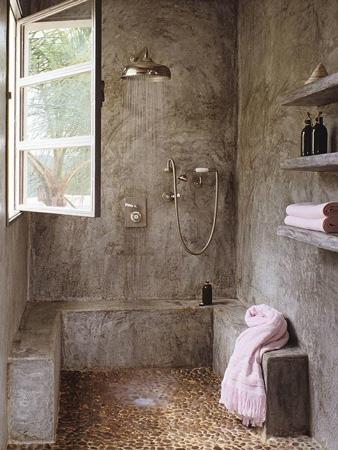 Отделка стен в ванной