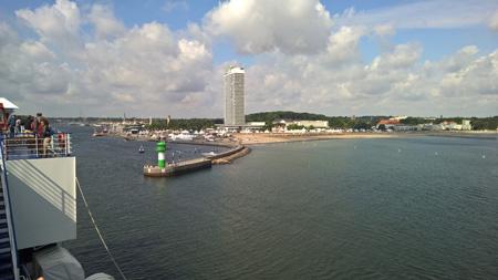 Порт в Травемюнде