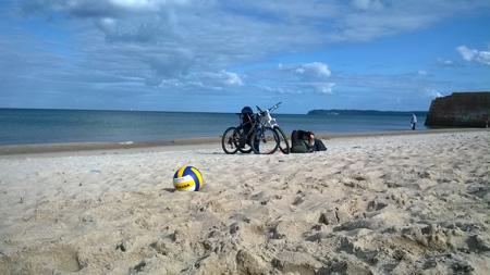 Прора: лучший пляж на острове Рюген